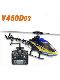 Rc Helicopter Walkera V450D03 Devo 7 RTF Version