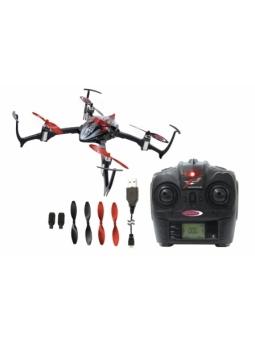 Jamara Drohne Ufo Skip 3D Quadrocopter