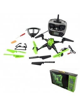 Monstertronic Sky Bot MT994 RC Quadrocopter Drohne RTF mit HD Kamera