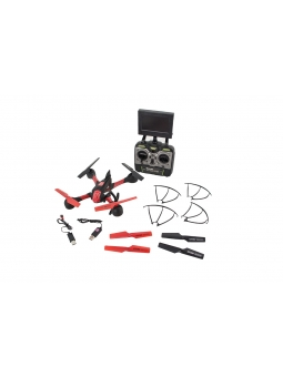 Monstertronic Sky Hawk FPV MT992 RC Quadrocopter Drohne RTF mit HD Kamera