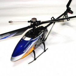 RC Helicopter Monstertronic, MT200, 2.4 GHz 4-Kanal Single Hubschrauber, Gyro