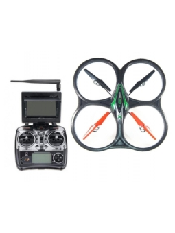 RC Quadcopter Ufo Sky Agent MT999 Pro Kamera Drohne mit FPV Livebild