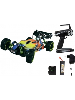 RC Speed Power Buggy Jamara BL-2 1/10 BL 4WD 2,4 GHz