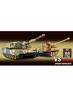RC PANZER 1519-1529 BATTLE SET