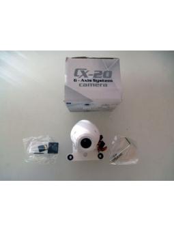 HD Kamera für RC Quadrocopter Xcite RC Rocket 400 GPS