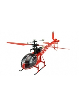 RC Helikopter Amewi Lama vs. SA-315 Lama 2.4 GHz 4-CH Single Hubschrauber