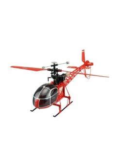 RC Helikopter Amewi Lama vs. SA-315 Lama 2.4 GHz 4-CH Single Hubschrauber