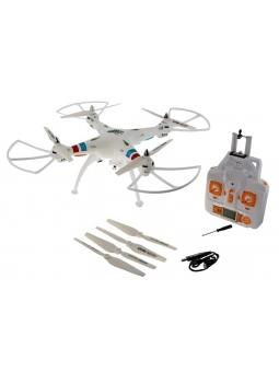 RC Quadcopter Ufo Sky Force MT995W inkl. Monitor für FPV Livebild