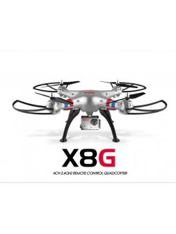 SYMA X8G QUADROCOPTER 2.4G 4CH 6 ACHSEN DRONE MIT 8MP HD-KAMERA