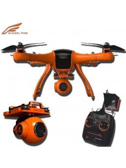 RC Drohne Wingsland Scarlet Minivet 5.8G FPV Mit HD Kamera RC Quadrocopter