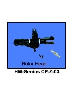 Walkera Genius CP V2-002 Rotorkopf Set