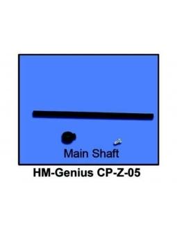 Walkera Genius CP V2-004 Rotorwelle
