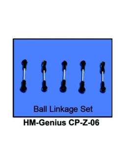 Walkera Genius CP V2-005 Gestänge Set