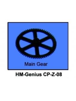 Walkera Genius CP V2-007 Hauptzahnrad