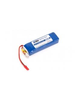 E-flite 3S 11,1V 1000mAh 20C LiPo-Akku (20AWG, JST)