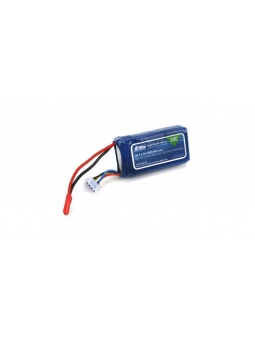 E-flite 3S 11,1V 450mAh 30C LiPo-Akku (18AWG JST)