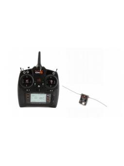 DX6 mit SPM4648 Racequad-Empfänger von Spektrum