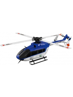 Rc Heli Robbe EC145 Helicopter Mode 2 RTF