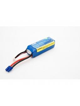 E-flite 3S 11,1V  800mAh  30C LiPo Akku