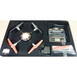 "RC Quadrocopter, Ufo, Drohne ""998-V2"" 2.4 GHz 4-Kanal, Kamera kompatibel, RTF"