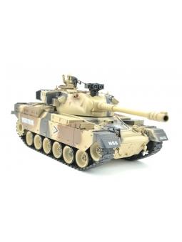 """RC Panzer """"USA M60 tarn"""" 1:20 mit Schuss und Sound-B13"""