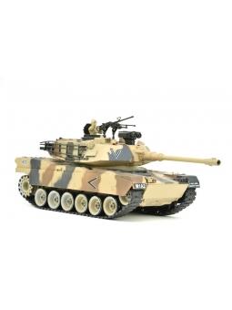 """RC Panzer """"USA M1A2"""" 1:20 mit Schuss und Sound-B5"""