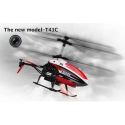 """Helicopter MJX T41C Shuttle Camera"""" 3-Kanal mit 2,4GHZ Fernsteuerrung u. Gyro"""