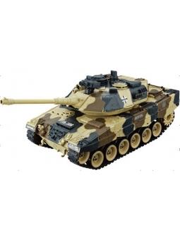 """RC Panzer """"German Leopard tarn"""" 1:20 mit Schuss und Sound-B12"""