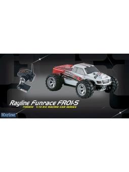 RC Auto Rayline Funrace 01S-C 4WD 70kmh RC Bravo Pro Car