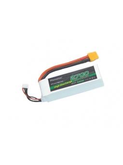 Li-po Akku 11,1V/20C 2700 mAh mit XT-60 Stecker für RC Helis , Drohnen usw.
