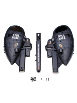FC070c-01 Chassis Gehäuse Set