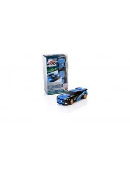 RC Extrem Rennauto 1/32 für FXR Slotless REAL Racing System Blau
