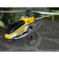MJX T640 ,T-40 Rc Helikopter, Hubschrauber, 2,4 Ghz,3CH mit HD camera ,in gelb