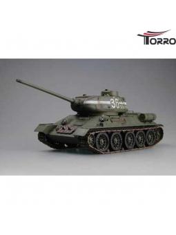 RC Panzer TORRO T34/85 IR Battlesystem 2.4 GHz Grün