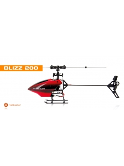 AirAce AA0900 - Zoopa Blizz  20 3D Helikopter
