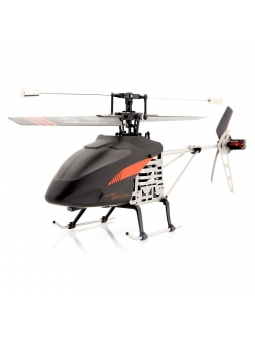 TOP RC Helicopter Zoopa 350 Brushless Upgrade, 2.4GHz, 4Kanal, Aluminium Rahmen