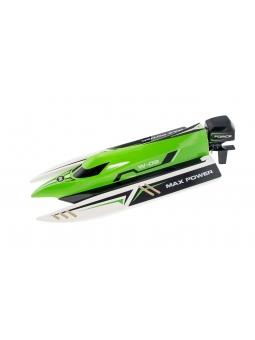 RC Speed Boot Racing MAX Power, Monstertronic MT 6030 rot oder grün