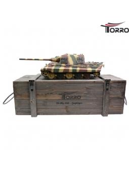 Torro RC Panzer Jagdtiger BB Profi-Edition Camo