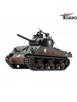Torro Sherman M4A3 Profi-Edition BB Version Torro RC 1:16 Panzer