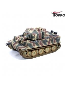 Tiger 1 Panzer mit Metallunterwanne Späte Version IR Tarn Torro