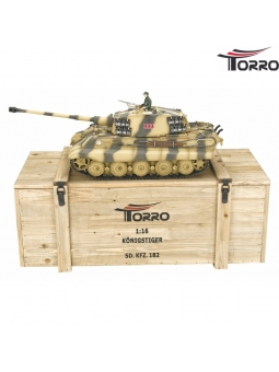 WK II. Modell - Königstiger * Tiger II. * KingTiger * Königs-Tiger Sd. Kfz. 182