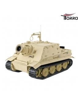 Sturmtiger Panzer mit Metallunterwanne BB Wüstentarn