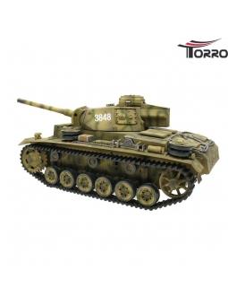 Panzer III Ausf. L mit Metall Treib-Leiträder Sommertarn BB-Version