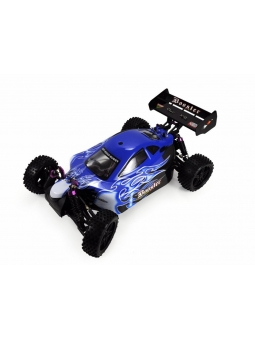 4 WD Amewi Buggy Booster Brushed Offroad 1:10 Brushless RTR 4WD