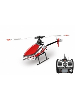 Rc Heli Amewi XK 120  6CH Brushless 3D6G System RC Helicopter  Mode 2 RTF