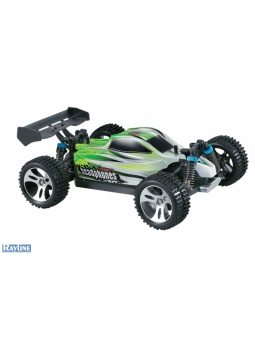 RC Auto Rayline Funrace 01S-A 4WD 70kmh RC Bravo Pro Car