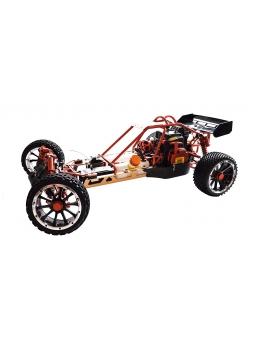 """RC Buggy Amewi 22255 """"Pitbull 1:5, Vollmetall 2WD"""" Fahrzeug, 30 ccm"""
