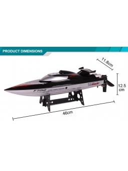 RC Racing Speedboot  Feilun  FT012  2.4G 4CH Brushless