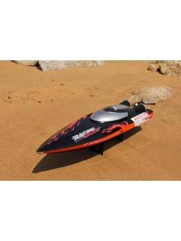 FeiLun RC Speedboot FT010 - 2.4Ghz - 35 km/h TOP SPEED - unsinkbares Rennboot -