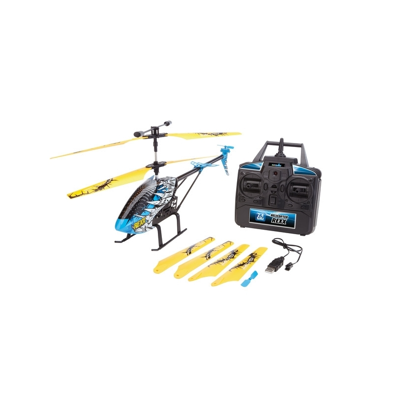 RC Helikopter Revell Rexx 2.4GHz  RTF